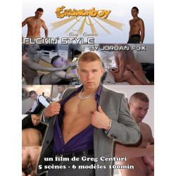Fuckin' Style By Jordan Fox DVD