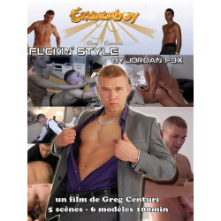 Fuckin` Style By Jordan Fox DVD (Crunch Boy) (14620D)