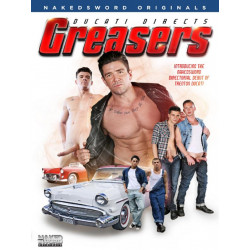 Greasers DVD (Naked Sword) (14740D)