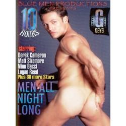 Men all Night Long 10h DVD (02717D)