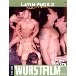 Latin Fuck #2 DVD (Wurstfilm) (03327D)