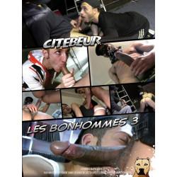 Les Bonhommes #3 DVD