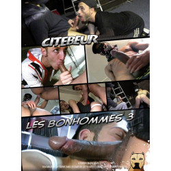 Les Bonhommes #3 DVD (Citebeur) (14966D)