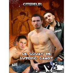 Le Squat de Ludovic Canot DVD (14641D)