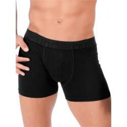 Rounderbum Padded Boxer Brief Underwear Black