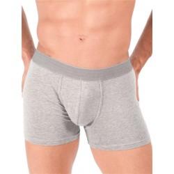 Rounderbum Padded Boxer Underwear Grey (T4799)