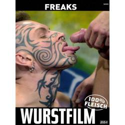 Bareback Freaks #1 DVD (Wurstfilm) (02398D)