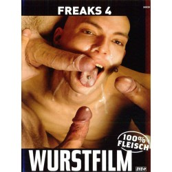 Freaks #4 DVD (Wurstfilm) (03688D)
