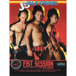 Fist Session - Dir. Cut DVD (Jalif) (03955D)