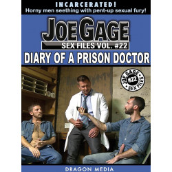 Sex Files #22 Diary of a Prison Doctor DVD (14577D)