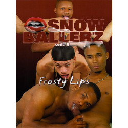 Snow Ballerz #5 - Frosty Lips DVD