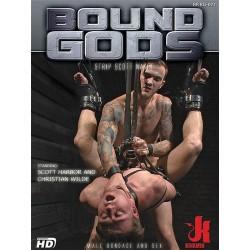 Strip Scott Naked DVD (14897D)