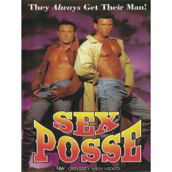 Sex Posse DVD (05848D)