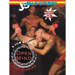 Open Mind - Fist Session DVD (15118D)
