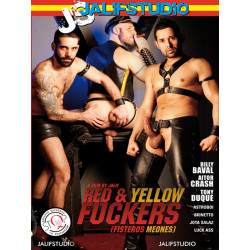 Red and Yellow Fuckers DVD (Jalif) (07025D)