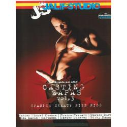 Casting Zapas Vol.3 DVD (Jalif) (04363D)
