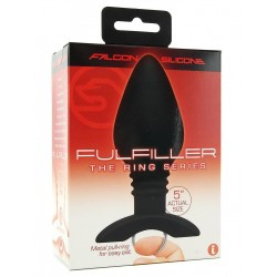 Falcon Fulfiller Silicone Plug w/ Ring (T4990)