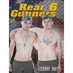 Rear Gunners #6 DVD (Active Duty) (14979D)