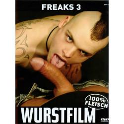 Freaks #3 DVD (Wurstfilm) (02749D)