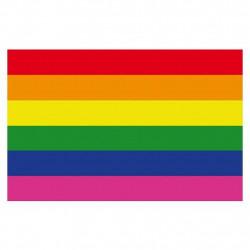 Rainbow Magnet flexible 4,5 x 7 cm (T0147)