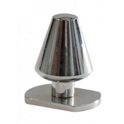 Heavy Steel Butt Plug 50mm (68mm x 40mm)