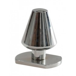 Heavy Steel Butt Plug 50mm (68mm x 40mm) (T5030)
