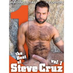 Best Of Steve Cruz 1 DVD (Raging Stallion) (04839D)