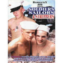 Soldiers, Sailors + Strippers DVD (05849D)
