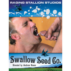 Swallow Seed Co DVD (Raging Stallion) (06439D)