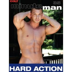 Minute Man 35 - Hard Action DVD