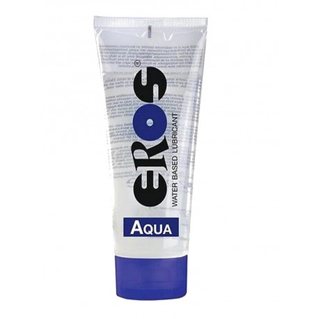 Eros Aqua 200 ml / 6.75 fl.oz. Water-based Lubricant (ER33200)