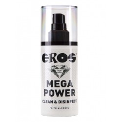 Eros Megasol Mega Power Clean And Disinfect 125 ml