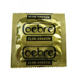 Oebre Gold Strong 100-Condom-Pack (E88301)
