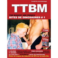 Bites de Dinosaures #1 DVD (14699D)