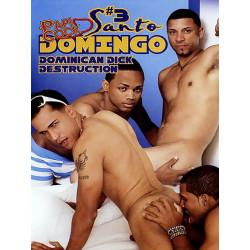 Santo Domingo Uncut #3 Dominican Dick Destruction DVD (FlavaWorks) (14794D)