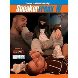 Sneaker Freax IV DVD (Sneaker Sex) (04722D)