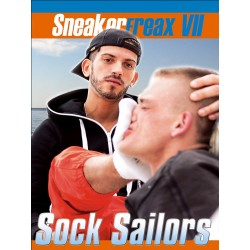 Sneaker Freax VII, Sock Sailors DVD (Sneaker Sex) (08430D)
