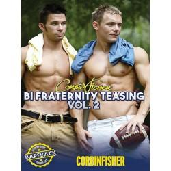 Bi Fraternity Teasing #2 DVD