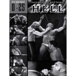Bareback 7: Aggressive Bottoms From Hell (DW25) DVD (14122D)