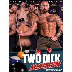 Two Dick Minimum DVD (15179D)