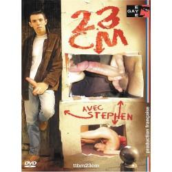 23cm avec Stephen DVD (14705D)