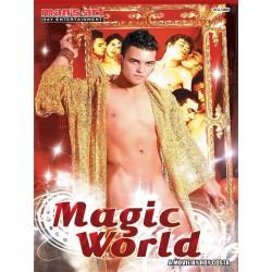 Magic World DVD (Man's Art) (15228D)