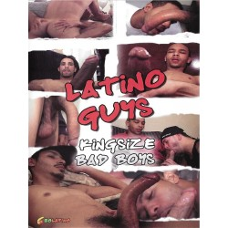 Latino Guys #1 DVD (14656D)