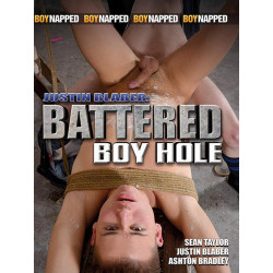 Justin Blaber Battered Boy Hole DVD (15218D)