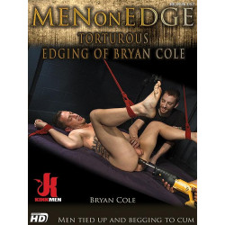 Torturous Edging of Bryan Cole DVD (15241D)