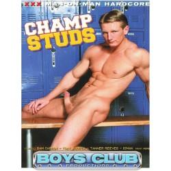 Champ Studs DVD (Boys Club) (07650D)