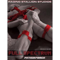 Full Spectrum DVD (Raging Stallion Fetish & Fisting) (07960D)