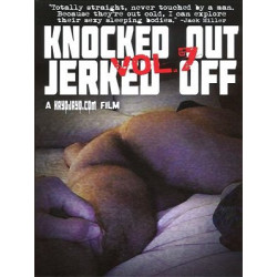Knocked Out + Jerked Off 7 DVD (Treasure Island) (08200D)
