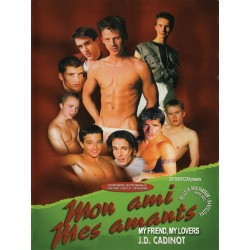 Mon Ami, Mes Amants (My Friend, My Lovers) DVD (Cadinot) (09600D)