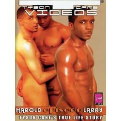 Tyson Cane's True Life Story DVD (09730D)